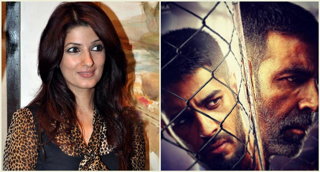 Twinkle Khanna Is Bowled Over By Akshay Kumar's 'Brothers'