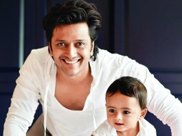 10 Most Adorable Bollywood Star Kids - Viaan and Riteish