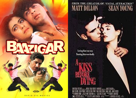 10 Amazing Movies you didn't know were Hollywood Copies - Baazigar