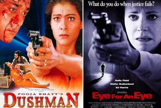 10 Bollywood Movies you didn't know were Hollywood Copies - Dushman