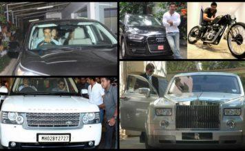Bollywood Stars And Their Luxury Cars