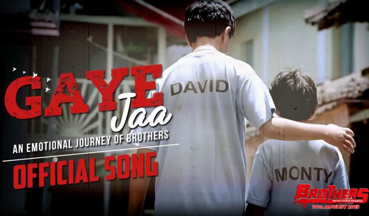 Still from Gaaye Jaa Video Song - Brothers