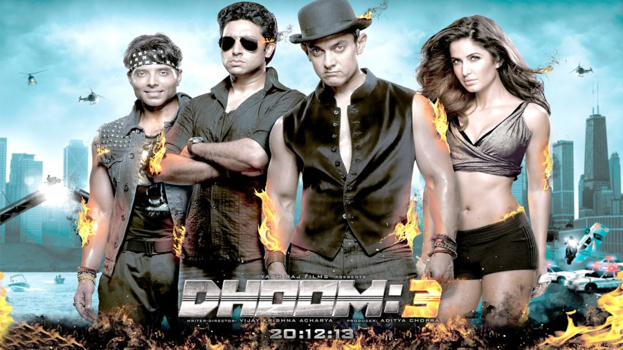 Undeserving Movies in Bollywood's 100 Crore Club - Dhoom 3