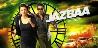 Jazbaa Motion Poster feat. Irrfan and Aishwarya