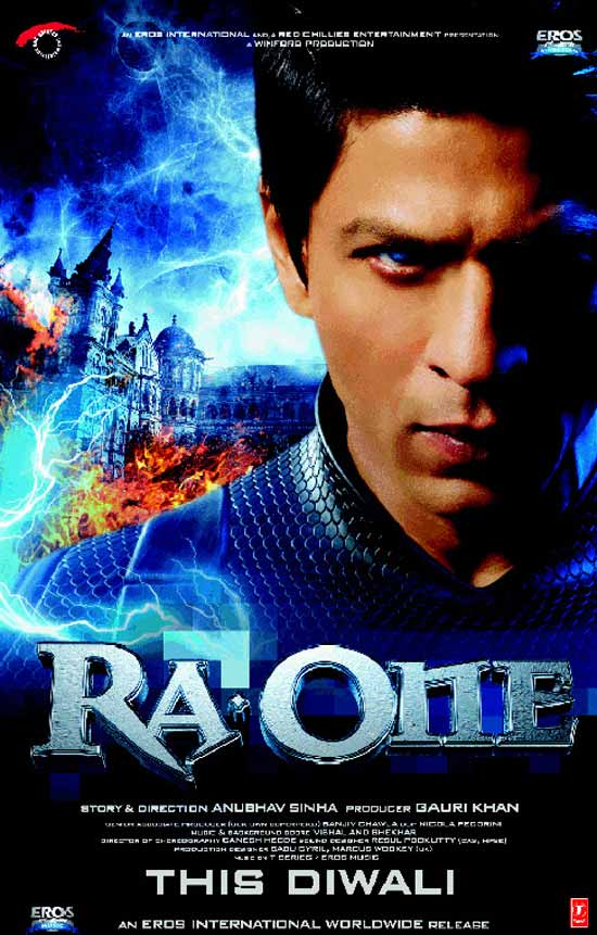 Ra. One Poster