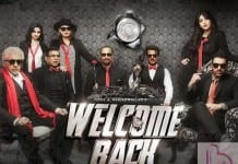 Welcome Back Music Review and soundtrack