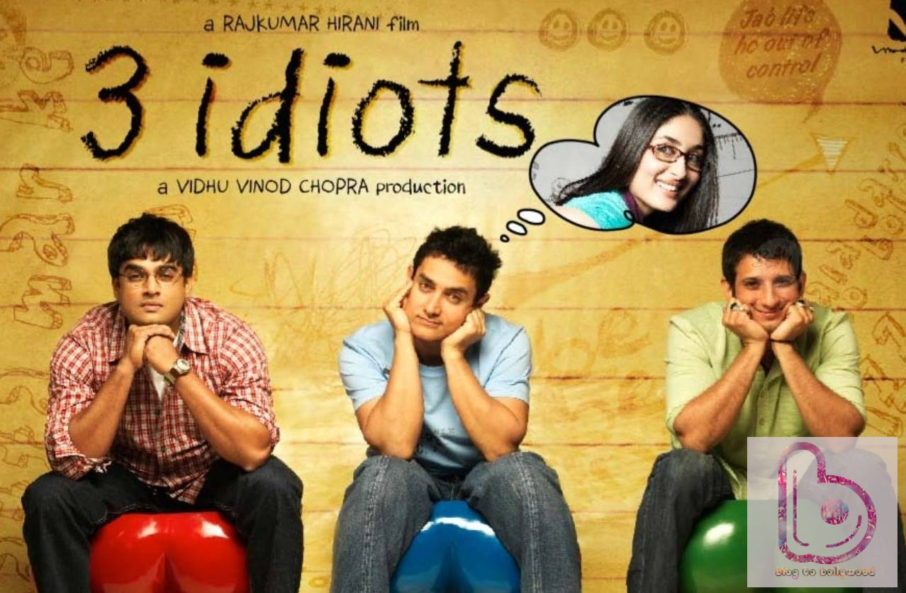 10 Bollywood Movies Engineers Just Love - 3 Idiots
