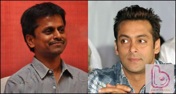 Salman Khan's next is Murugadoss's 'Kaththi' remake?