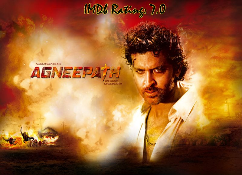 10 Top IMDb-Rated Movies of Hrithik Roshan- Agneepath