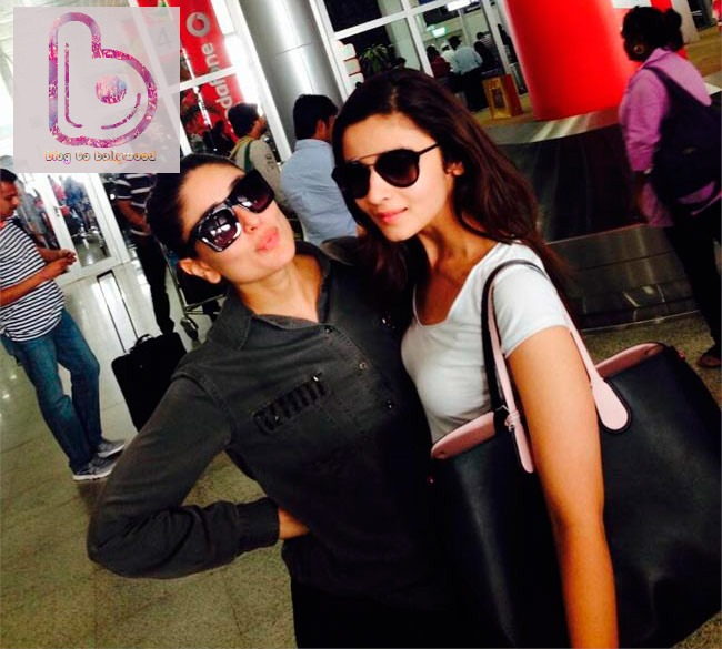 Alia gives a tough competition to Kareena in this Dubsmash!