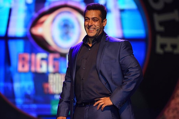 Salman Khan Gets Candid at Bigg Boss 9 Launch Night.