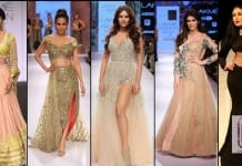 Bollywood divas at LFW 2015