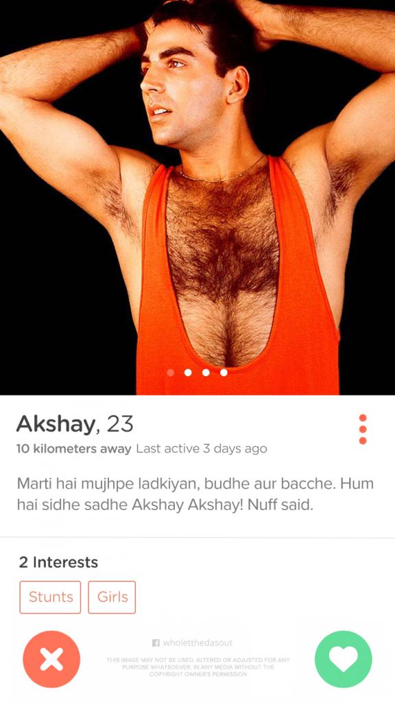 BtinderAkshay