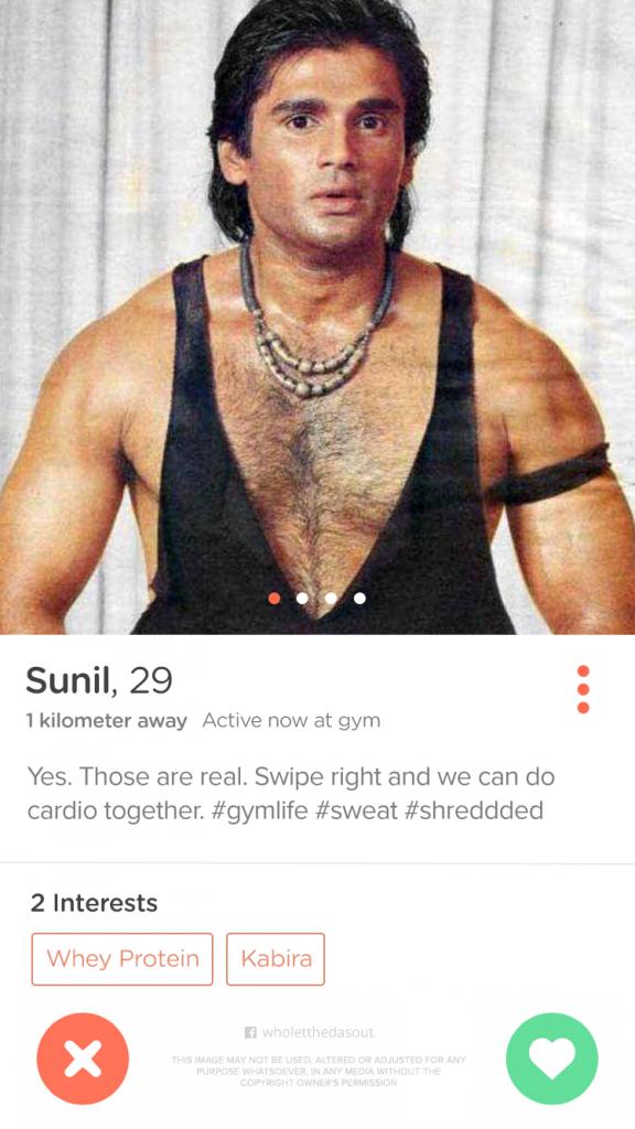 BtinderSunil
