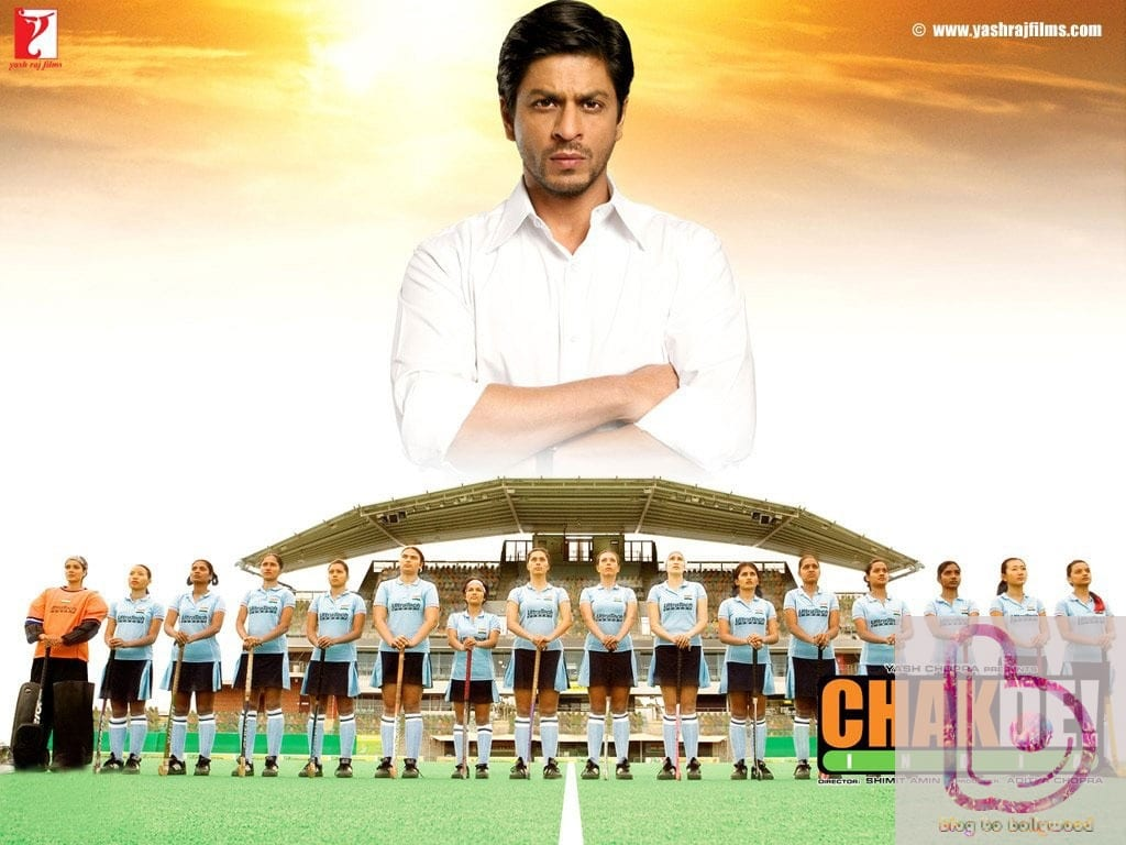SRK's best performance till date - Chak De India