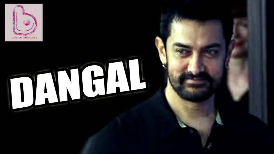 The first look of Aamir Khan's 'Dangal' is out now!