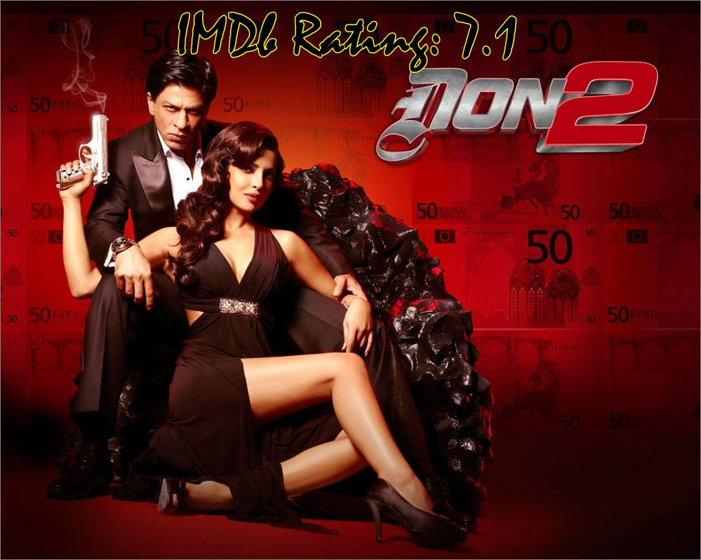 10 Best Movies Of Priyanka Chopra - Don 2