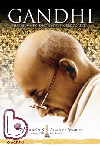 Movies made on Mahatma Gandhi's life and principles
