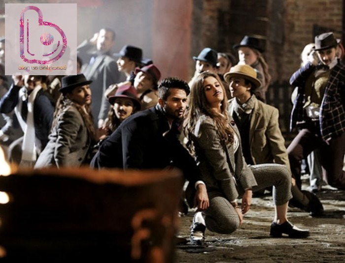 "The making of ""Gulaabo"" from Shaandaar"