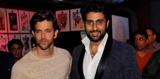 Hrithik Roshan and Abhishek Bachchan in Ram Lakhan Remake