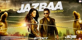 Jazbaa new poster out and its looks super stylish