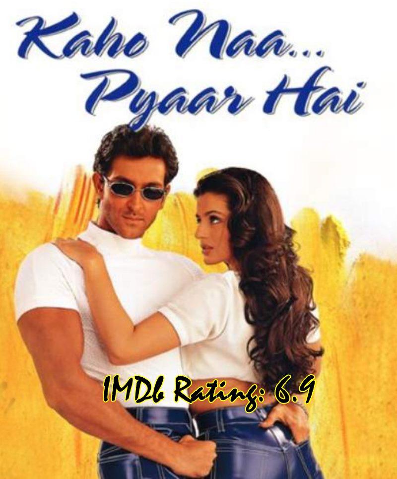 10 Best Movies Of Hrithik Roshan- KNPH