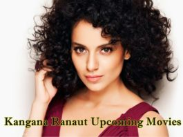 Kangana Ranaut upcoming movies 2017- 2018 With Release Dates