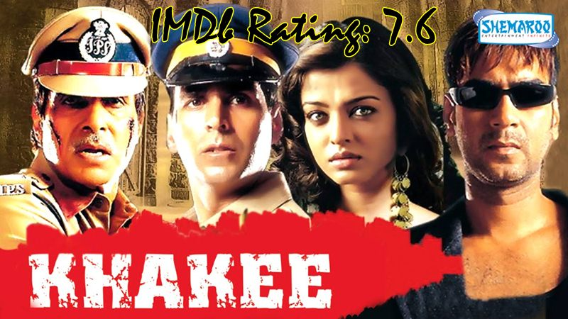 Top 10 movies of Aishwarya Rai - Khakee