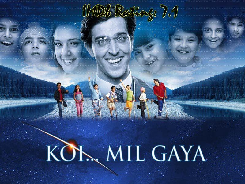 10 Top IMDb-Rated Movies of Hrithik Roshan- Koi Mil Gaya