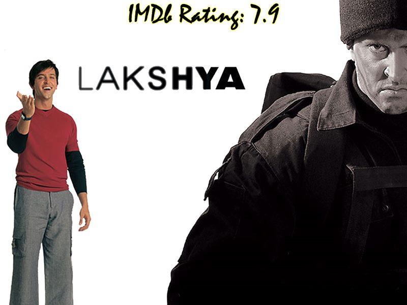 10 Top IMDb-Rated Movies of Hrithik Roshan- Lakshya