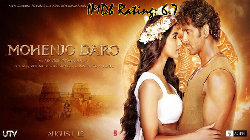10 Top IMDb-Rated Movies of Hrithik Roshan- Mohenjo Daro