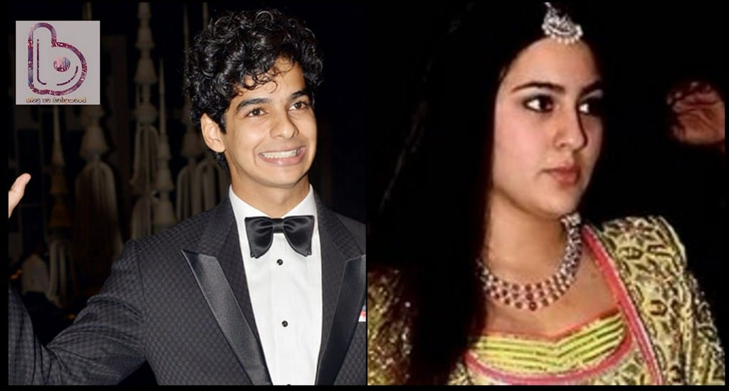 Saif Ali Khan's Daughter to Make Debut With Shahid Kapoor's Brother?