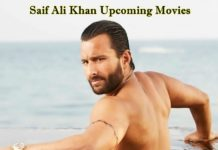 Saif Ali Khan upcoming movies 2017- 2018 with release dates