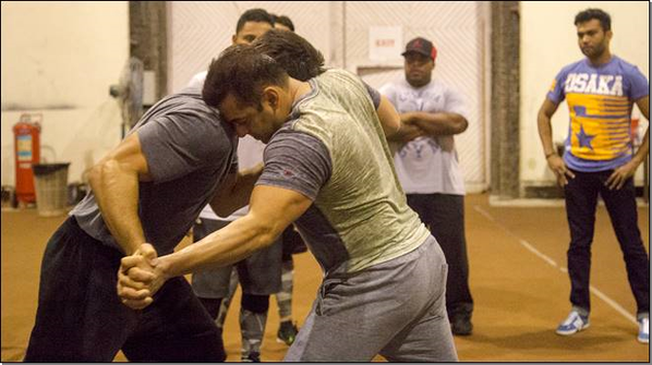 Salman Khan starts training for Sultan