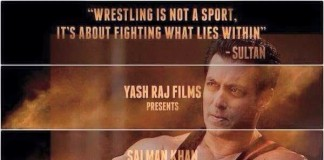 The first look of Salman Khan from Sultan is here!