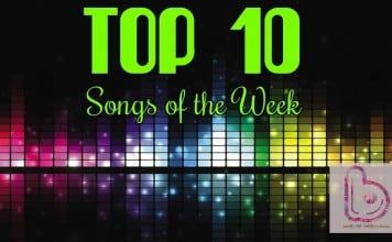 Top 10 Songs of the Week- 6 September 2015