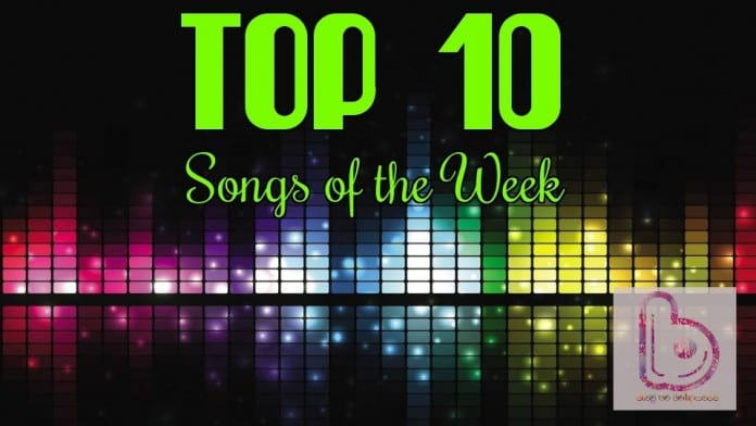 Top 10 Songs of the Week- 6 September 2015