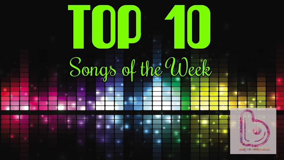 top 10 songs of the week 12 september 2015