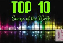 Top 10 Songs of the Week   26 September