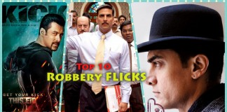 Best of Bollywood's Robbery Themed Flick