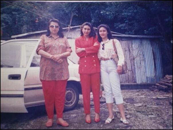 karishma_kareena teenage