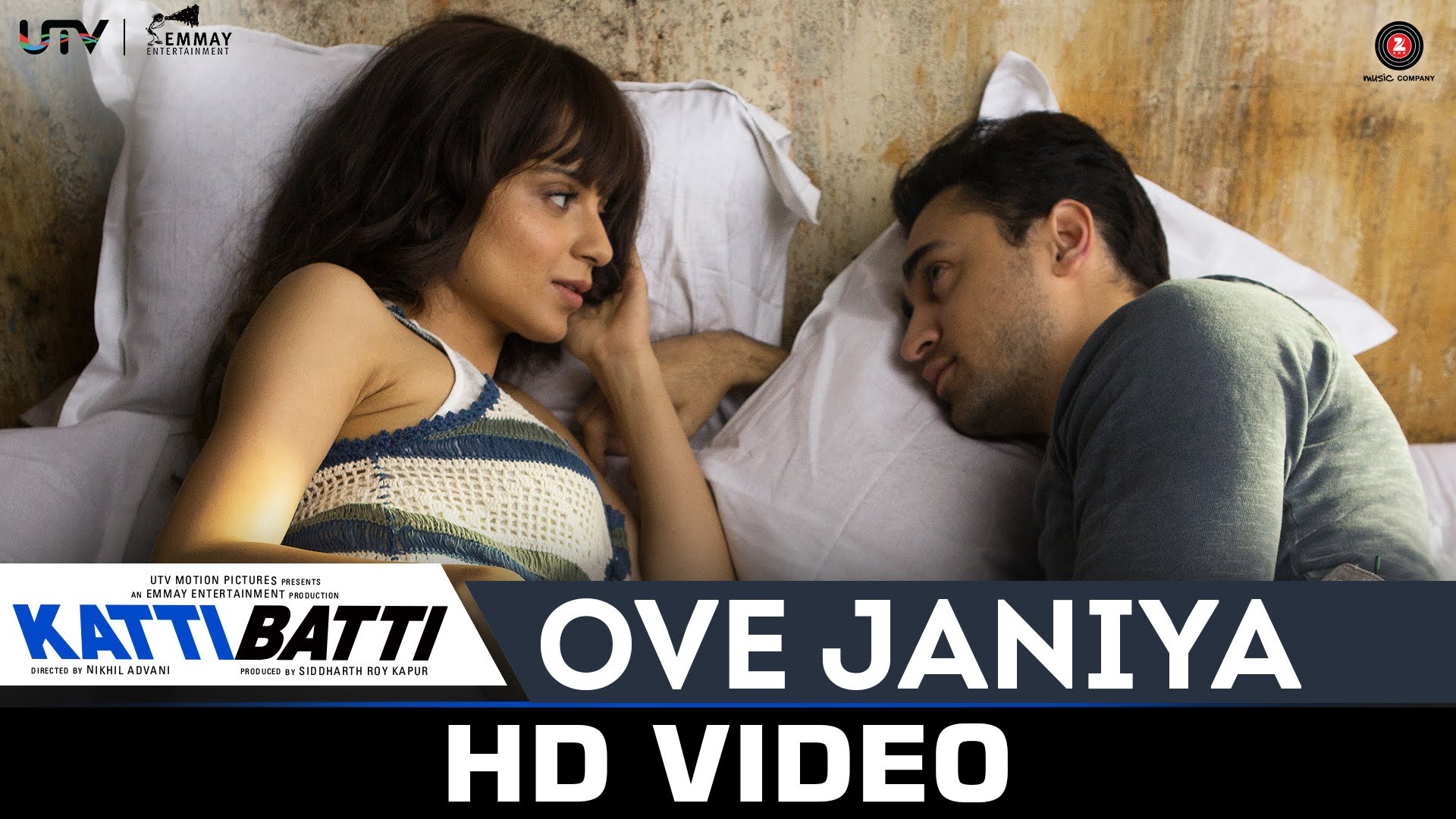 Katti Batti New Song 'Ove Janiya' is an Ode to the lovers