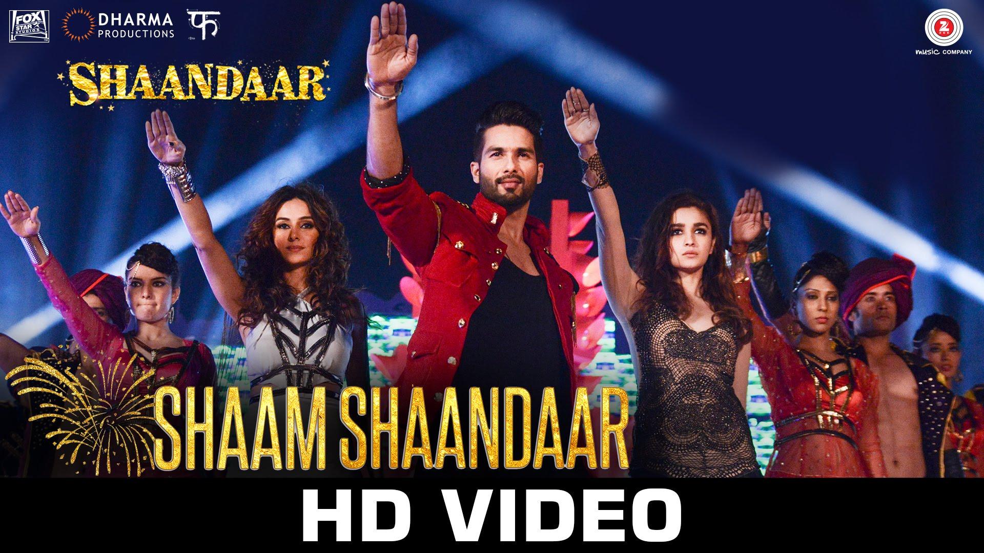New Song Alert| Shaam Shaandaar
