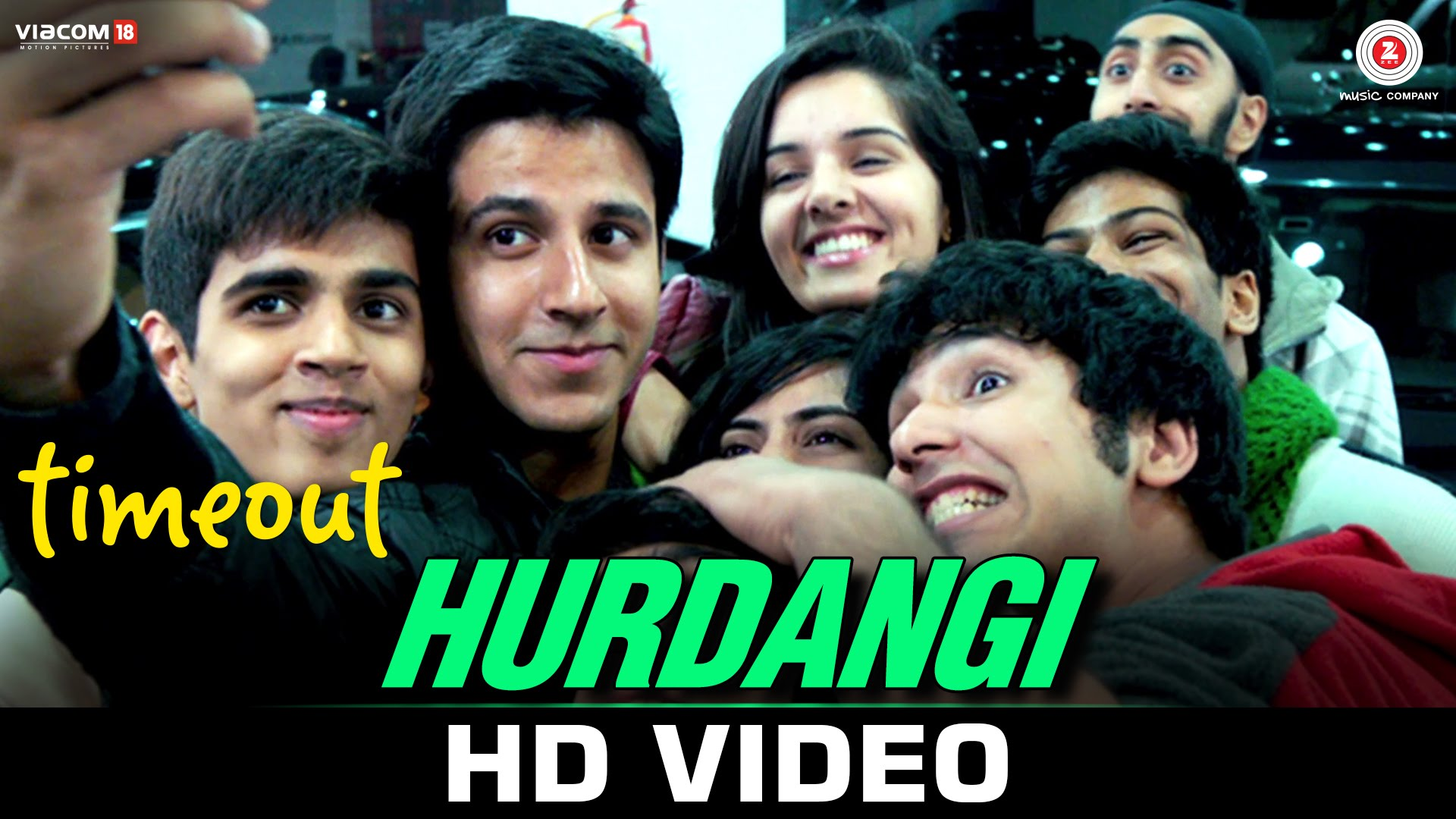 New Song Alert | 'Hurdangi' from Time Out