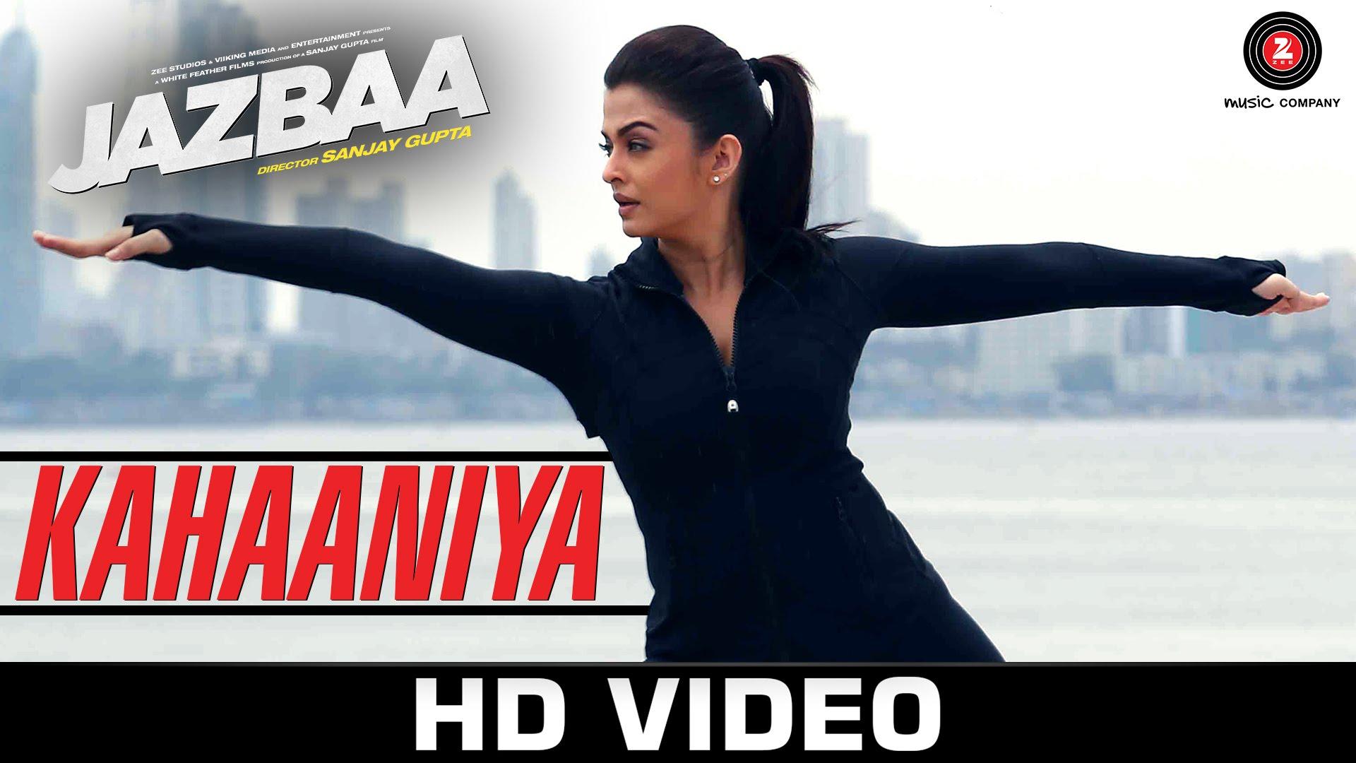 New Song Alert | 'Kahaaniya' from Jazbaa