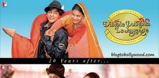 20 Years Of DDLJ