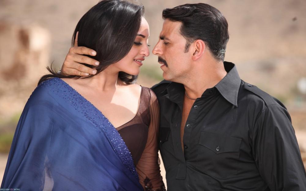 Confirmed – Sonakshi Sinha To Romance Akshay Kumar Again In Namaste England