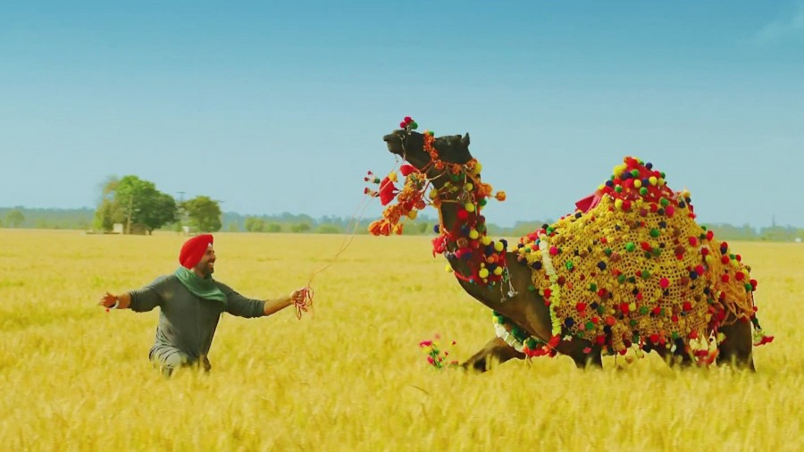 Singh Is Bling Opening Day Box Office Report and Collection
