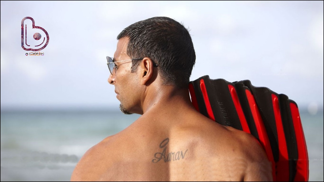 Bollywood Celebs and their Awesome Tattoos!- Akshay