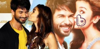 Alia Bhatt and Shahid Kapoor